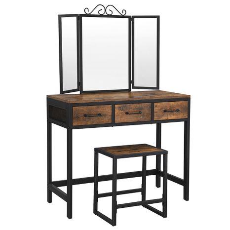 Fésülködő asztal Emilie du Chatelet