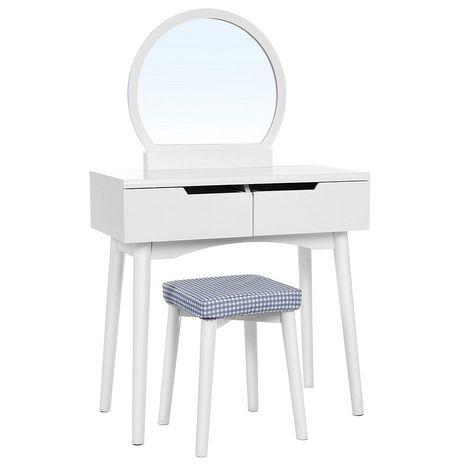 """Fésülködő asztal  Louise """"White"""" Orleans"""